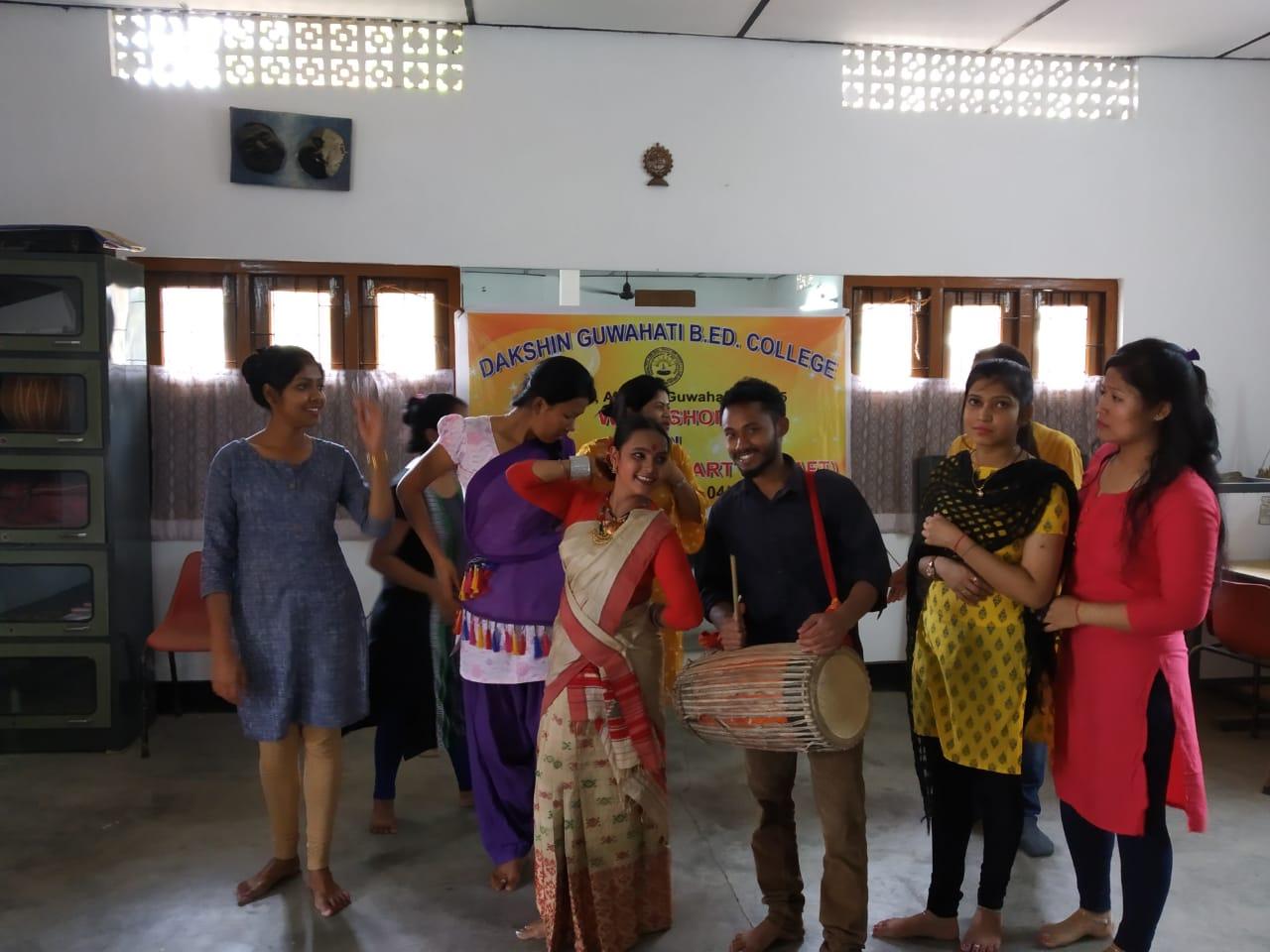 Dance & Drama Workshop