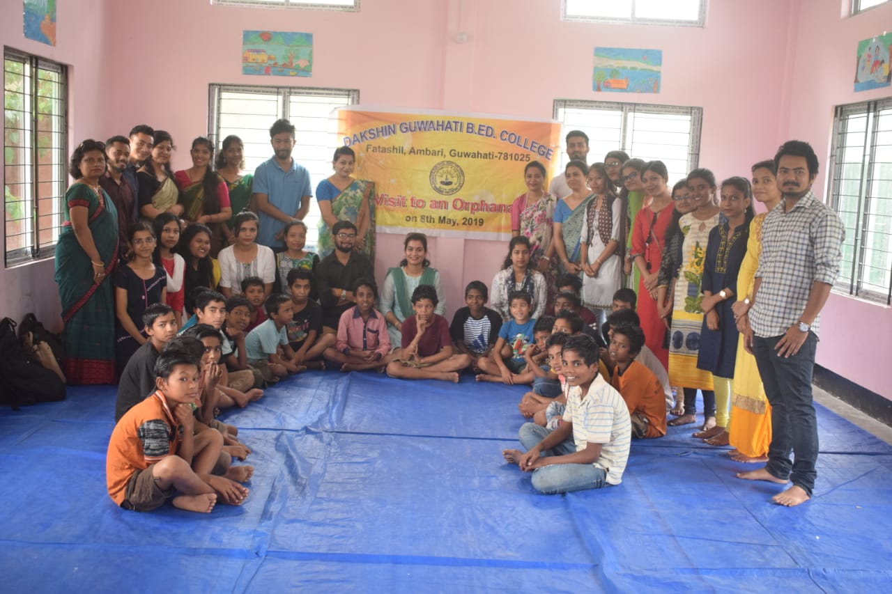 Field Trip to Orphanage Home